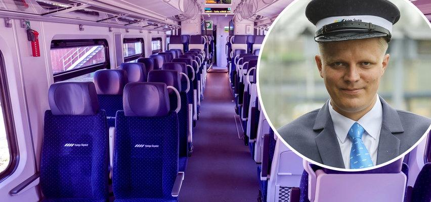 """Konduktor znalazł w pociągu małą """"bestię"""". Finał tej historii chwyta za serce"""