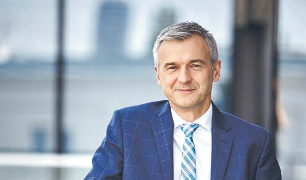 Bartłomiej Pawlak, wiceprezes Polskiego Funduszu Rozwoju