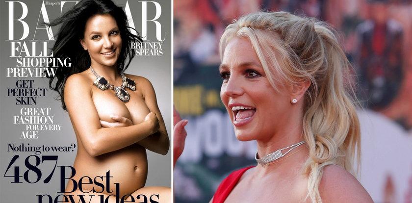 Ciężarna Britney Spears w obiektywie polskiego szlachcica. Piosenkarka zapozowała nago!