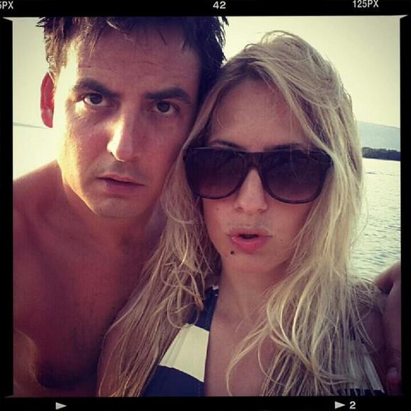 Mladenci: Zoran i Ivana