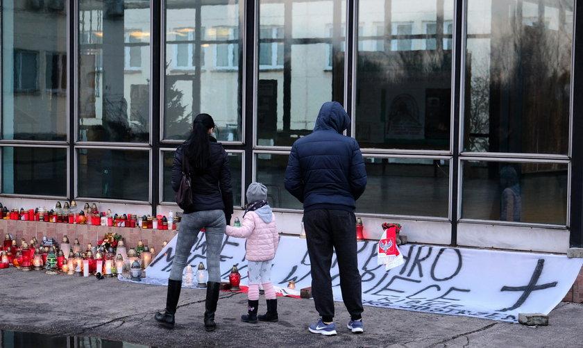 Zrozpaczona matka górnika z Karwiny: Oni zabili mi syna
