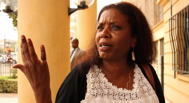 Nominated MP Jennifer Shamalla says she was denied accreditation to attend ICPD Nairobi Summit over position on gay rights