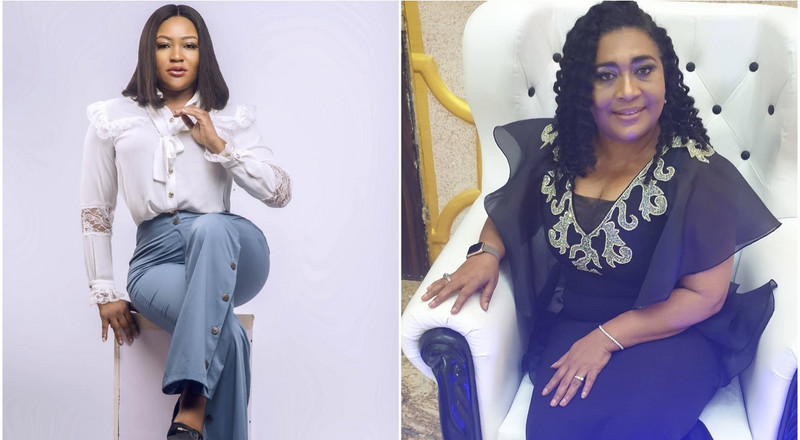 Nollywood actress Uche Elendu challenges Hilda Dokubo over coronavirus post