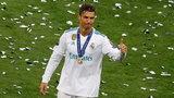 Jego czas w Madrycie się skończył. Czas na nowe wyzwania Ronaldo