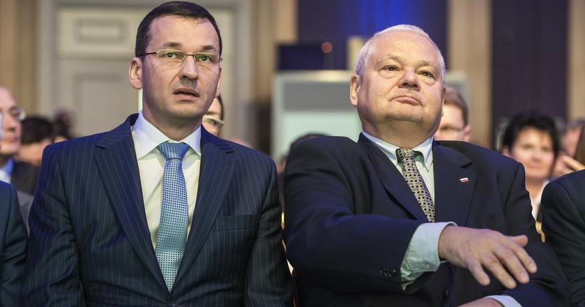 Mateusz Morawiecki i prof. Adam Glapiński mogą rozgrzać polską gospodarkę do czerwoności