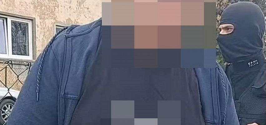 Kolejna udana akcja łowców pedofilów. 22-latek namawiał na seks 12-latkę
