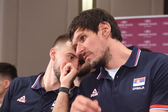 Marko Gudurić i Boban Marjanović