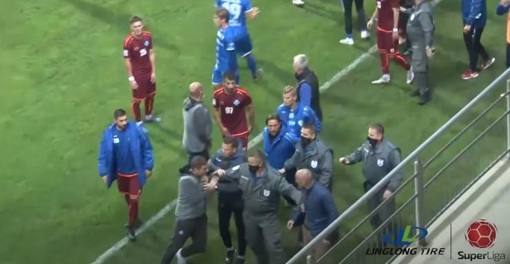 Sukob Lazetića i Đorđevića