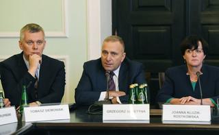 Siemoniak: Jest miejsce we władzach PO dla Gronkiewicz-Waltz