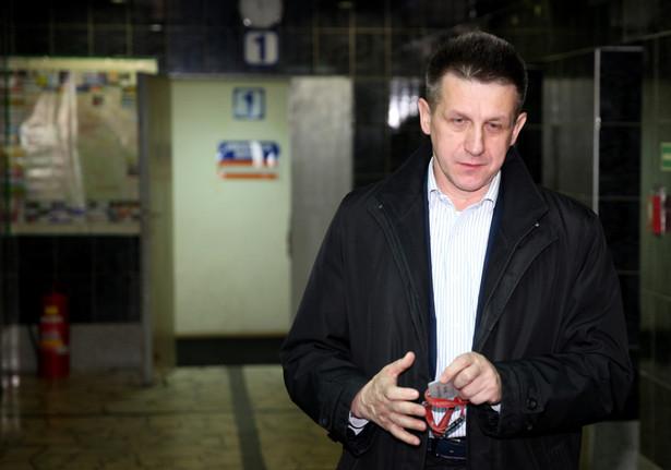 Jan Bury były szef klubu parlamentarnego PSL
