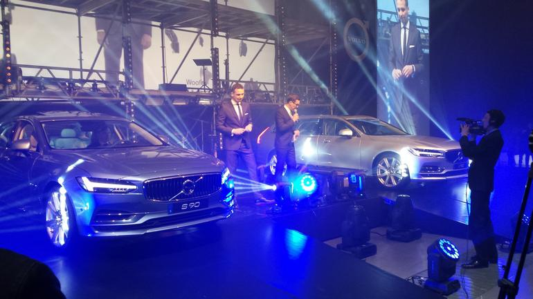 Polska premiera Volvo