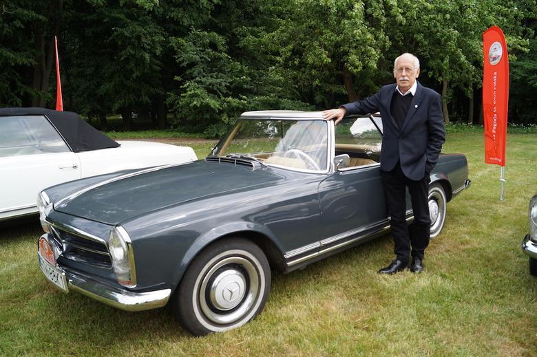 Paul Bracq – twórca Mercedesa Pagody