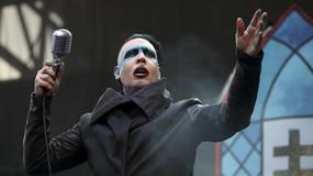 Marilyn Manson trafił do szpitala