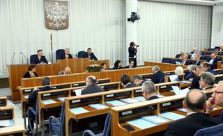 Dwie nowelizacje w sprawie TK i SN bez poprawek Senatu