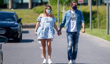 Rozenek i Majdan byli w szpitalu. Spokojnie to tylko kontrolna wizyta