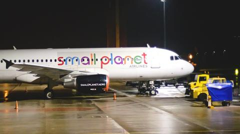 Small Planet Airlines powstały na Litwie w 2007 r. jako FlyLal Charters