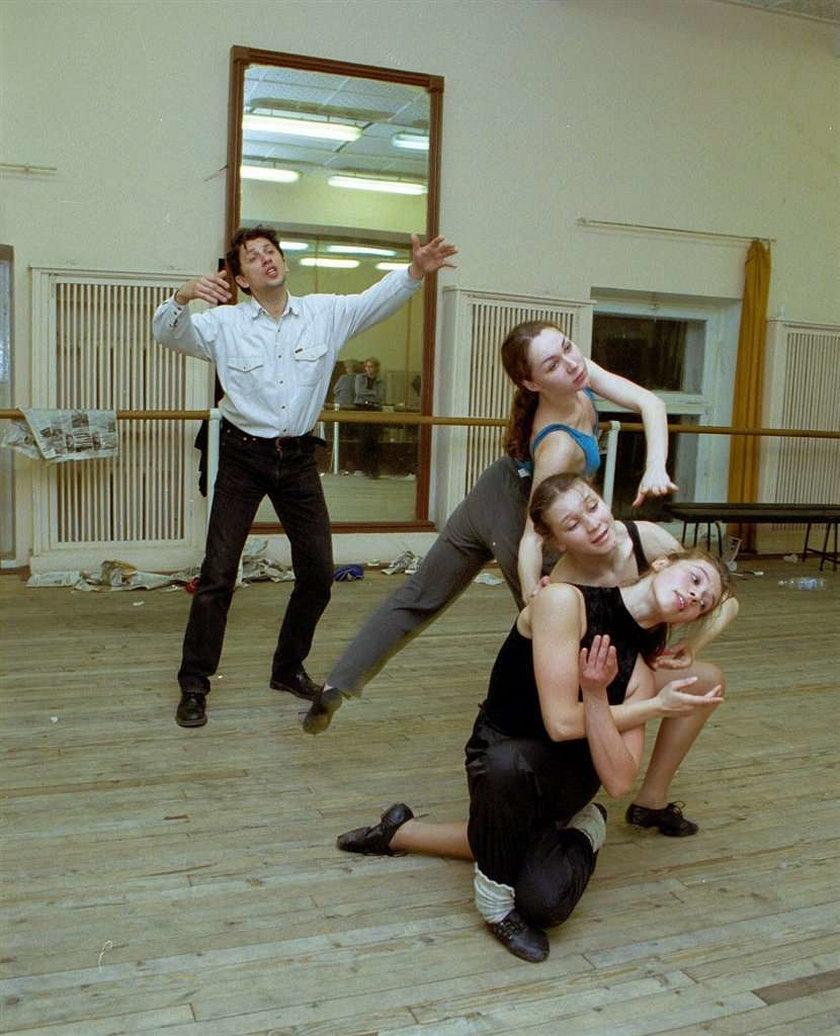 Józefowicz zjechał Egurrolę: Był za słabym tancerzem