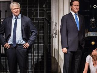 David Cameron updated Madame Tussauds wax figure, London, Britain - 26 May 2015