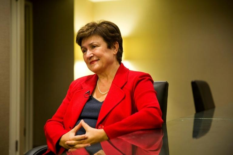 Georgieva stands out among the often grey Brussels bureaucrats