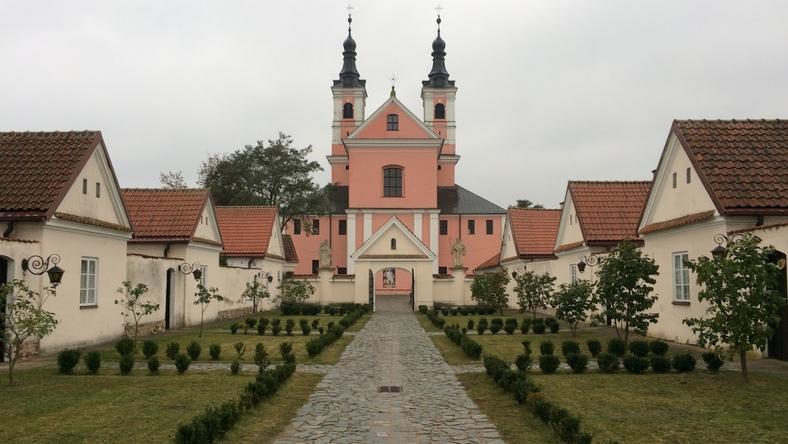 Wigierski klasztor