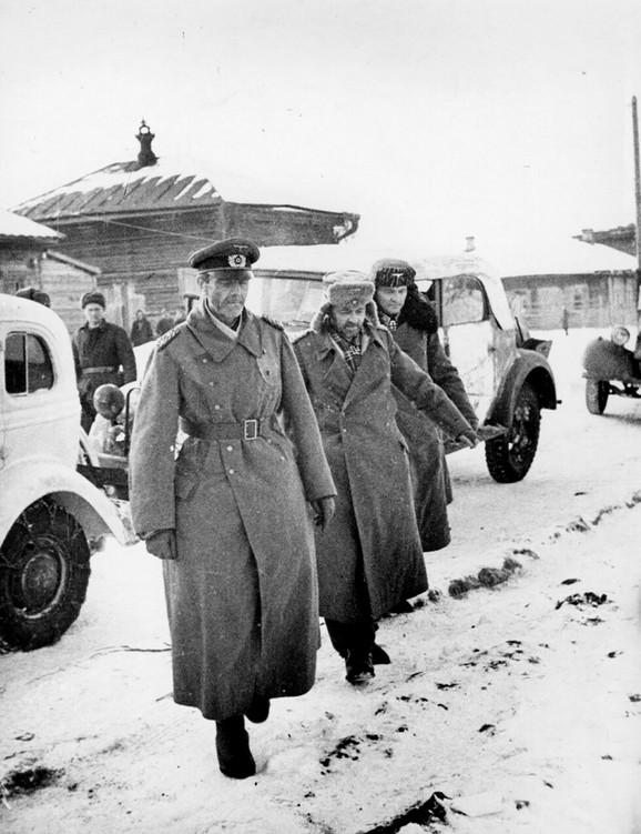 Predaja Fridriha Paulusa, 31. januar 1943.