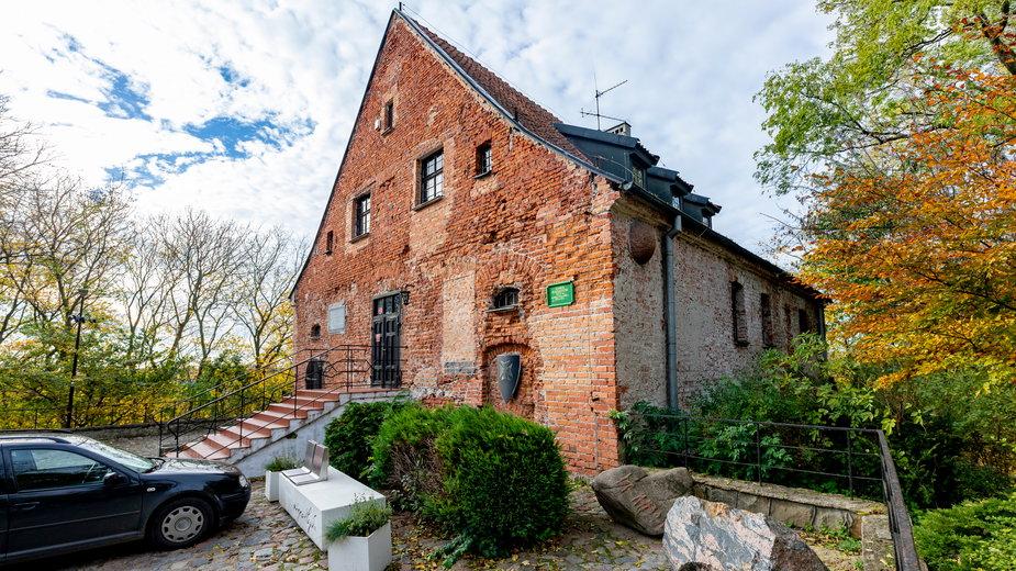 Zamek joannitów, Skarszewy