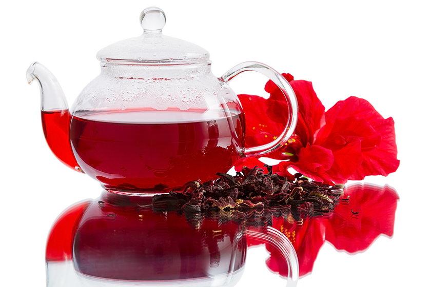 Czerwone herbata to sprzymierzeniec w walce z przejedzeniem - bardzo przyspiesza przemianę materii