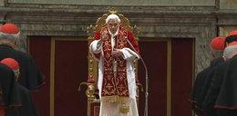 Tak żegna się papież. Relacja na żywo