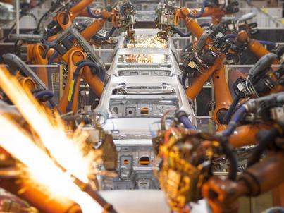 Wskaźnik PMI powyżej 50 pkt. wskazuje na wzrost aktywności w danej gałęzi gospodarki