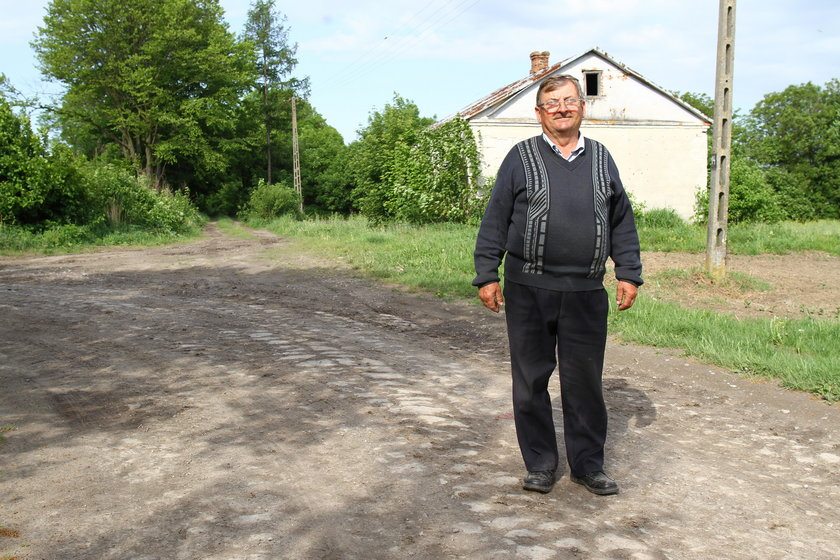 Najmniejsza wieś w Polsce