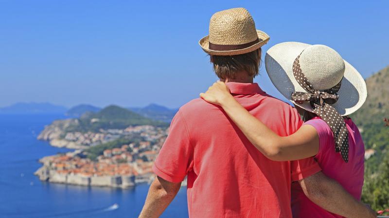 5 najpopularniejszych miejsc na ślub w Chorwacji