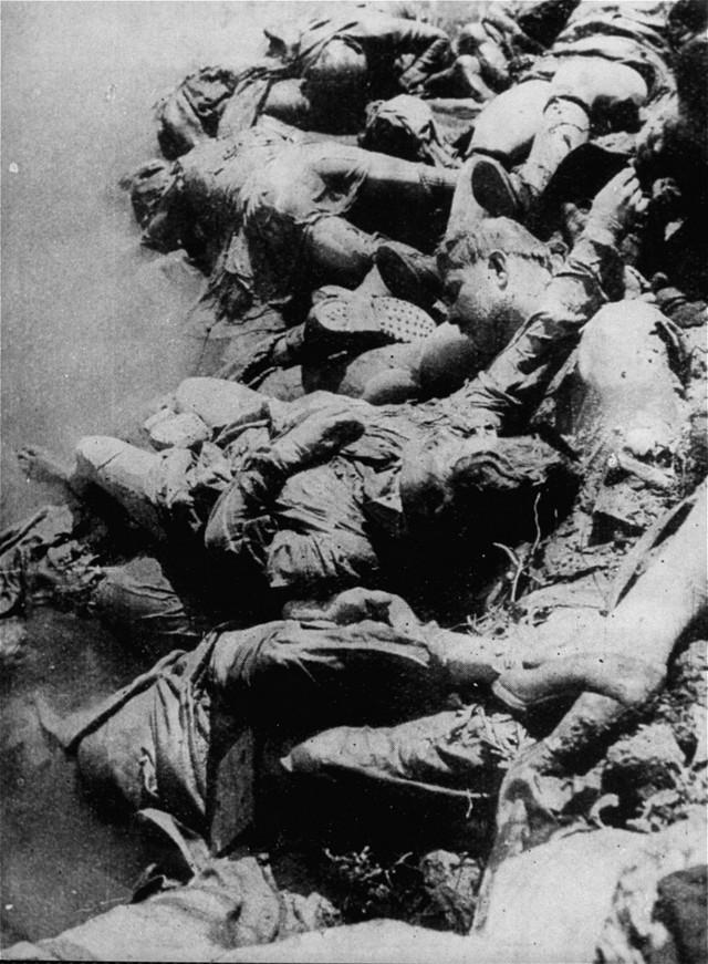 Tela ubijenih logoraša su bacana u Savu