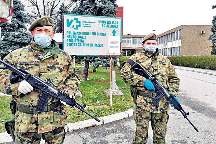 valjevo  foto Ministarstvo odbrane