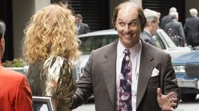 """Matthew McConaughey i Bryce Dallas Howard na planie filmu """"Gold"""""""