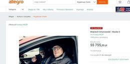 Mazda Wojciecha Smarzowskiego na licytacji WOŚP