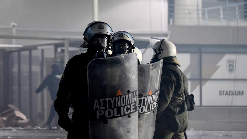Grecka policja
