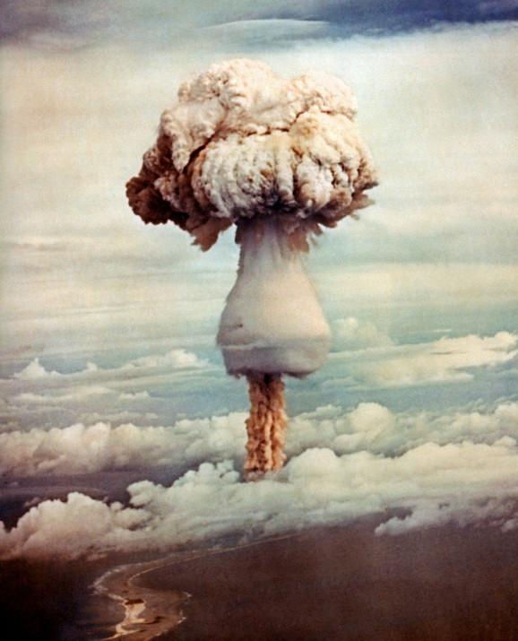 Testiranjenuklearne bombe