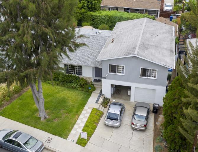 Kuća u kojoj je odrasla Megan Markl