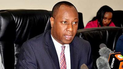 Ex-Nairobi Deputy Governor Jonathan Mueke ditches Kalonzo's Wiper Party