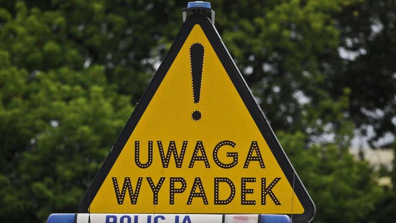 Oznaczenie wypadku
