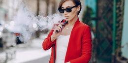 E-papierosy w Europie są odpowiednio badane. I są o 95% mniej szkodliwe