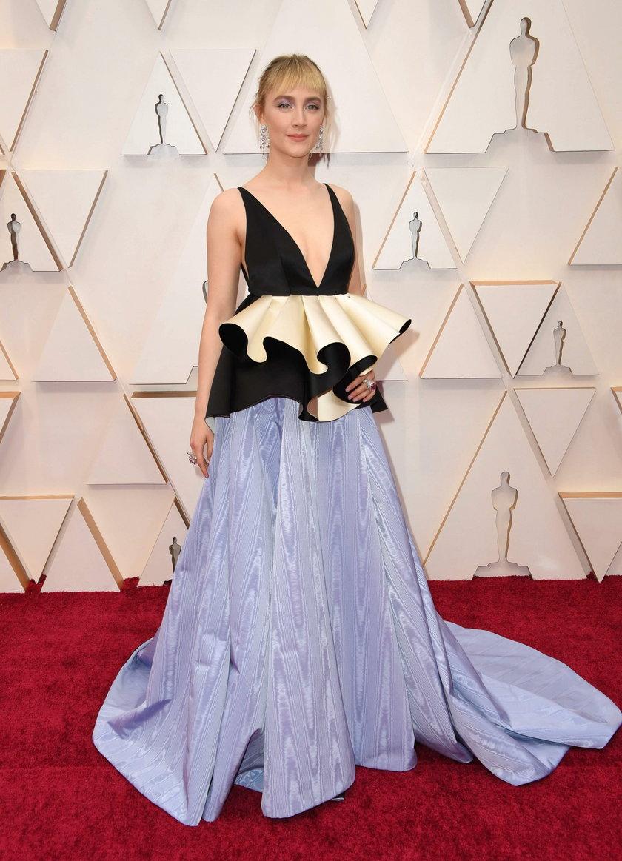 Saoirse Ronan na 92. gali rozdania Oscarów