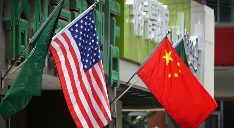 US secretly expelled two Chinese diplomats, report says