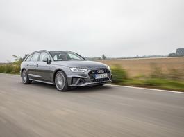Audi A4 Avant 45 TFSI quattro - opcja optymalna