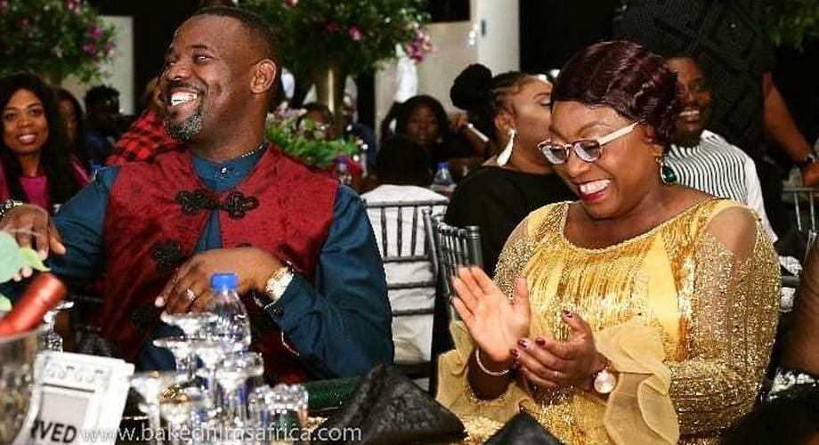 Comedian Okey Bakassi celebrates 20th wedding anniversary | Pulse Nigeria