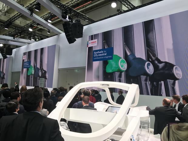 W Boschu wierzą w syntetyczne paliwa