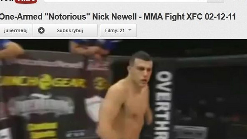 "Nick ""Notorious"" Newell"