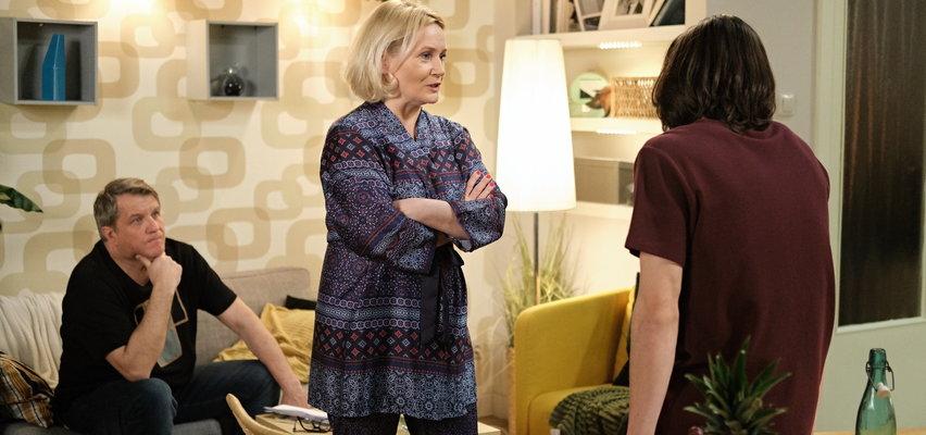 """""""Na Wspólnej"""" odcinek 3281. Danusia dowie się, co zrobił Janek! Wyciągnie konsekwencje wobec siostrzeńca?"""