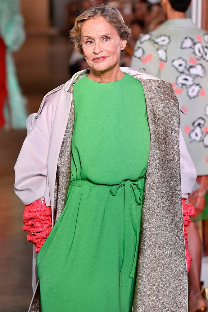 Loren Hoten je 2019. nosila reviju na Nedelji mode u Parizu