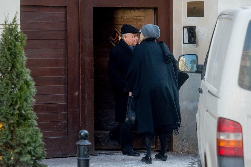 Spotkanie prezesa PiS